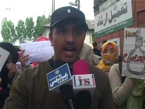 "All Ladakh students association Kashmir protest..."" BY FIRDOUS ELAHI"""