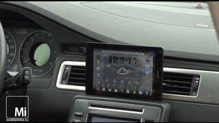 teXet navipad TM-7045 3G и TM-7055 HD. Авто-мобильное счастье.