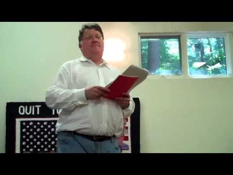 Scott Horton at QUIT 4 Conference, Oct 2010 (Intro by Chuck Fager)