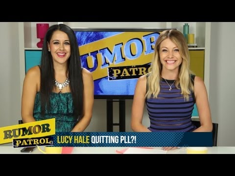 Lucy Hale Fighting with PLL Co-Stars?! Justin Bieber Peeing Scandal! Amanda Bynes Broken Nose!
