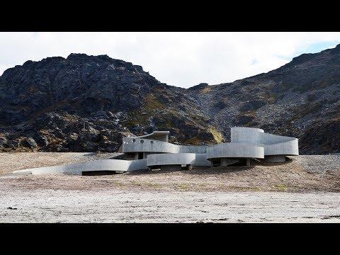 Selvika | Reiulf Ramstad Arkitekter |Havøysund, Norway | HD