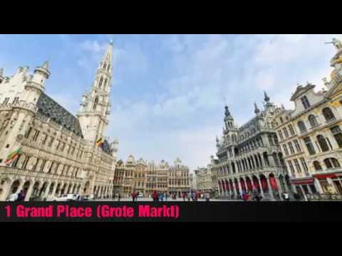 14 Top-Rated Places Tourist Attractions & Things to Do in Brussels
