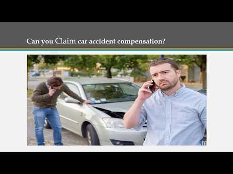 What is the process of car accident claim in UK ?