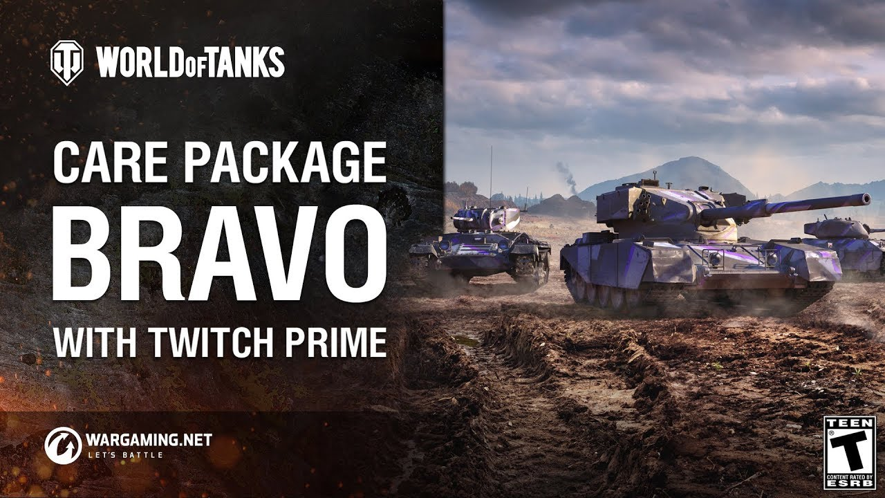 Twitch Prime: Redeem Your Care Packages! | Announcements