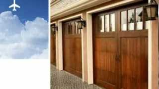 Wooden Garage Doors Designs