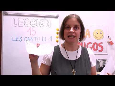Hola amigos - 15. lekce španělštiny s misionářkou