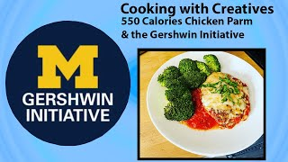 550 Calorie Chicken Parm &amp the Gershwin Initiative
