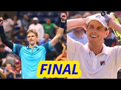 Kevin Anderson vs Sam Querrey New York FINAL 2018 BEST HD  Highlights |
