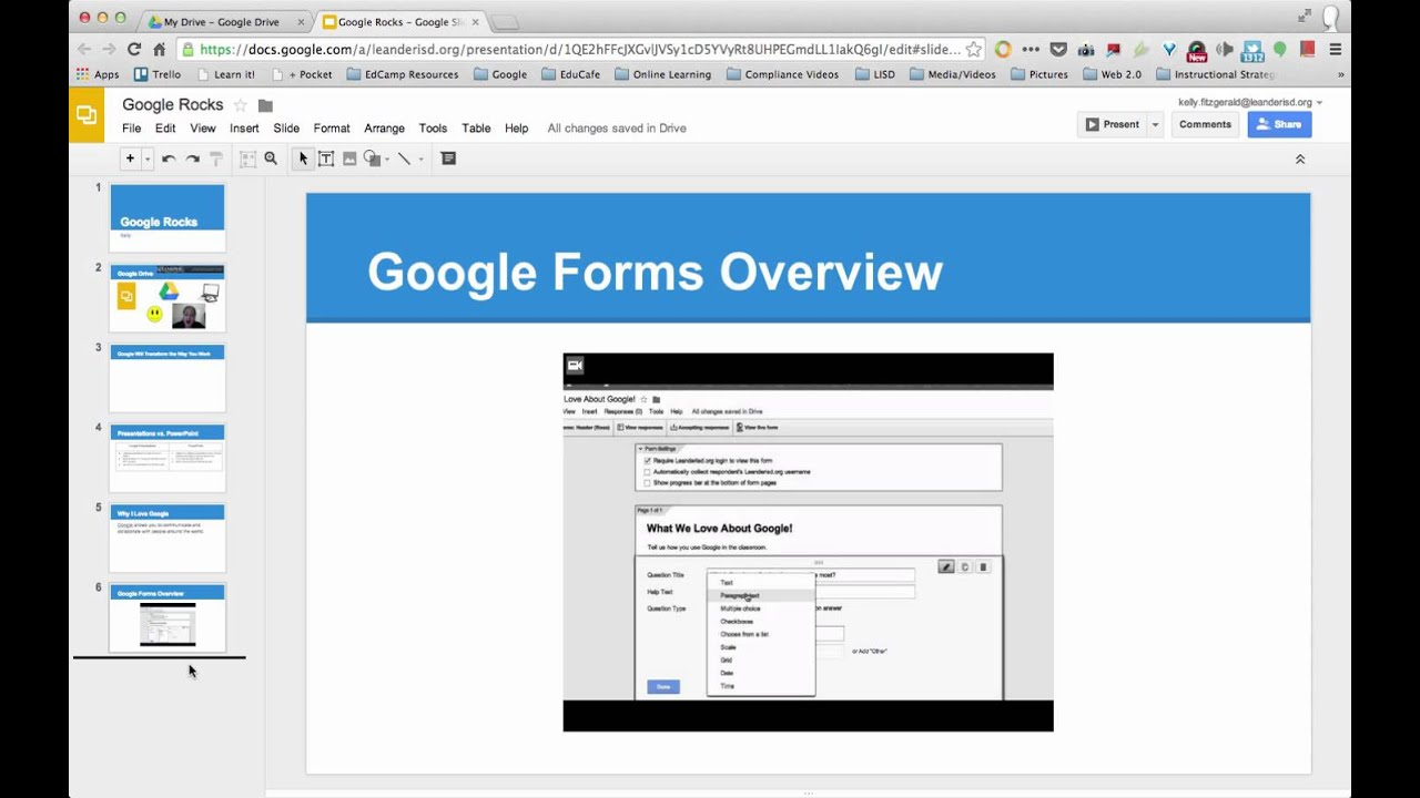 change the theme google presentations slides youtube