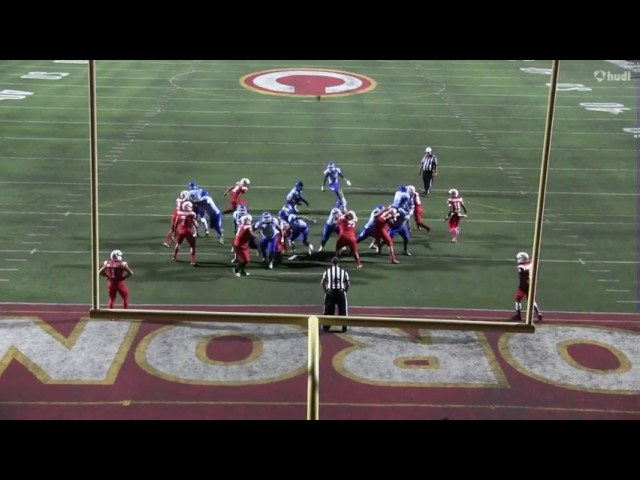 Lucas Havrisik - Class of 2017 Kicker/Punter - Senior Highlights