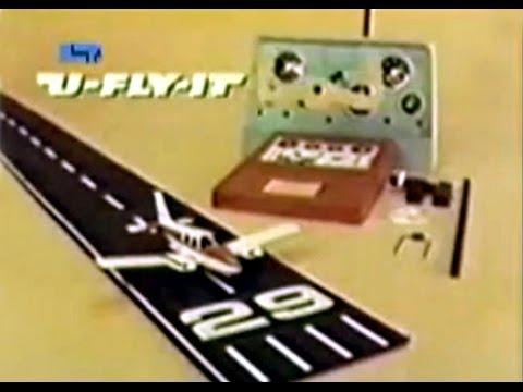 "Classic Toys - ""Schaper U-Fly-It"" - 1970"