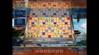Scrabble Complete PC 2002 Gameplay