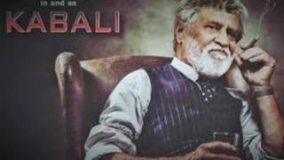 Kabali NIPPU RA song lyrical video..