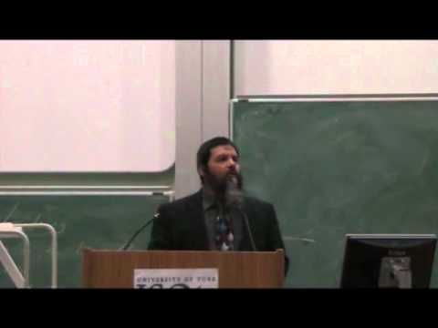"""THE ESSENCE OF ISLAM"" by Manawar Ali at University of York"