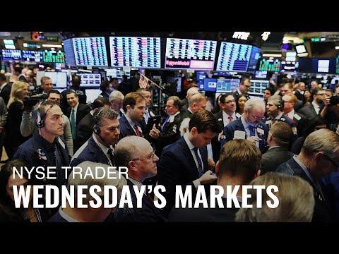 NYSE Trader on Apple, Amazon, Salesforce and Hewlett Packard Enterprise