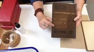 Fairy Tales Repair/Restoration Part 2: Save Your Books