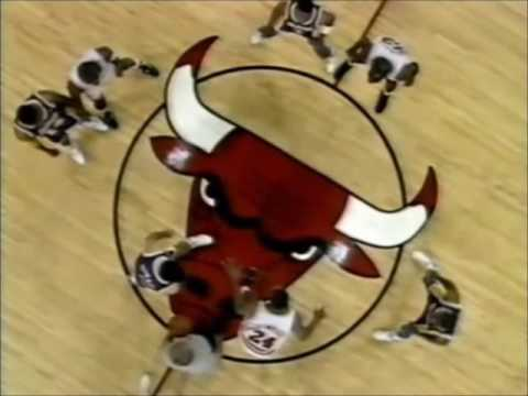 Chicago Bulls vs Los Angeles Lakers Full Game NBA Finals 1991 06/05/91