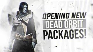 destiny massive dead orbit package opening