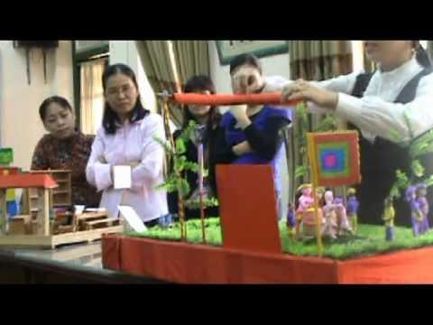 Hội thi Đồ dùng Dạy học tự làm 2010