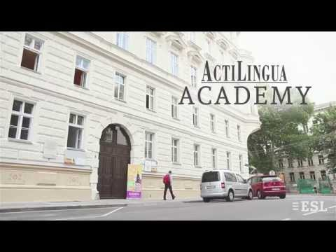 Language school Actilingua, Vienna