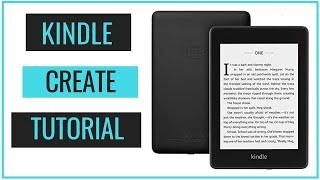 كيفية تنسيق الكتاب الإليكتروني الخاص بك على كيندل Kindle إنشاء البرنامج التعليمي