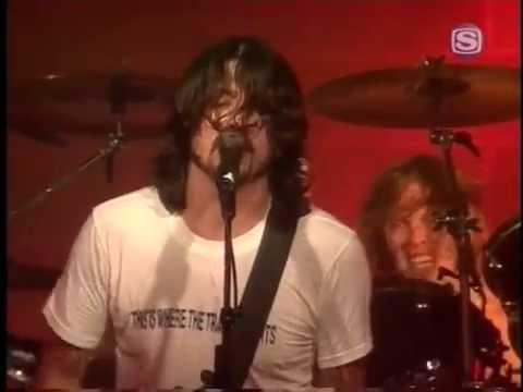 Foo Fighters @ The Black Cat (2003)