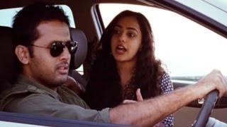 Ishq Movie || Thrilling Action Chase Of Nithya Menon & Nithin By Ajay || Nitin, Nithya Menen