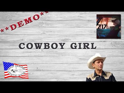 Cowboy Girl - Marie-Claude Gil (Démo)