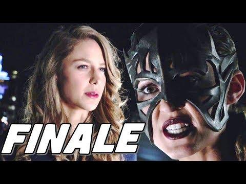 An Improvement!!! Reign Rises!!! Legion of Superheroes!!! - Supergirl Season 3 Episode 9 Review