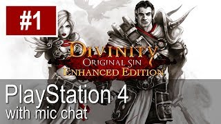 Divinity Original Sin: Enhanced Edition PS4 (Let