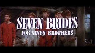 Seven Brides for Seven Brothers (1954): 1968 Re-Release Trailer HQ