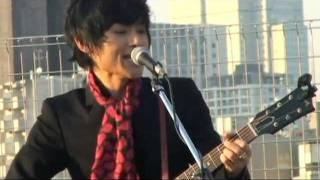 【中島卓偉(TAKUI)】LONG WAY【屋上アコースティックライブ】