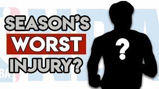 The WORST INJURY of the NBA Season? Doctor Explains