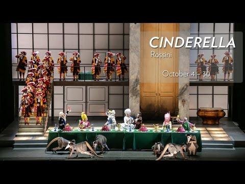 Rossini's CINDERELLA at Lyric Opera of Chicago runs October 4 - 30