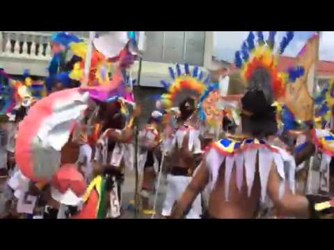 Mashramani Guyana Amerindian style
