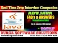 Java Interview Companion||Adv Java ||Give the an example of CLOB data type?