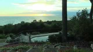 Egg Harbor Lodge - The View/Sunset - Door County Lodging