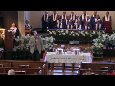 2017 Easter Service at Westminster Presbyterian Church
