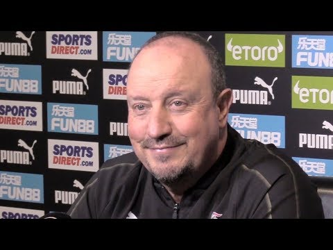 Rafa Benitez Full Pre-Match Press Conference - Burnley v Newcastle - Premier League