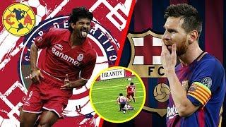 El Magistral Gol De Messi Que Cardozo SuperÓ