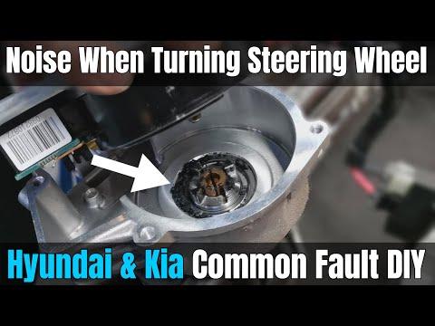 Knocking Noise When Turning Wheel  – Hyundai & Kia – How To DIY