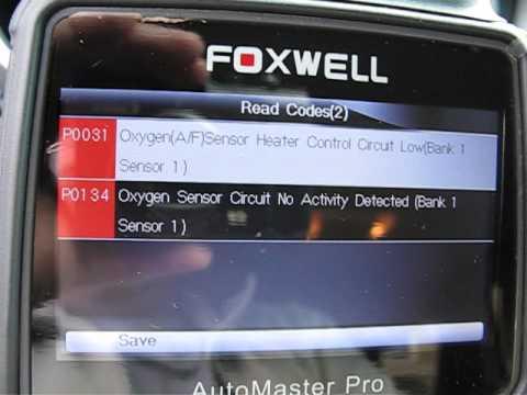 Foxwell NT624 Scanner - 2005 Toyota 4RUNNER rfe1 com