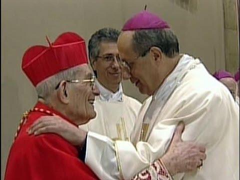 Berretta cardinalizia per Capovilla
