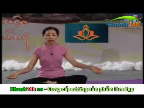 Hướng dẫn tập yoga 4 - http://Nhanh24h.vn