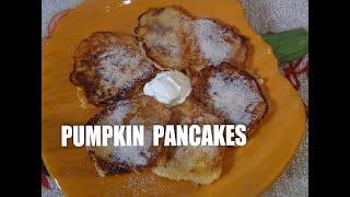 Pumpkin Pancakes - Placki z Dyni Episode #46
