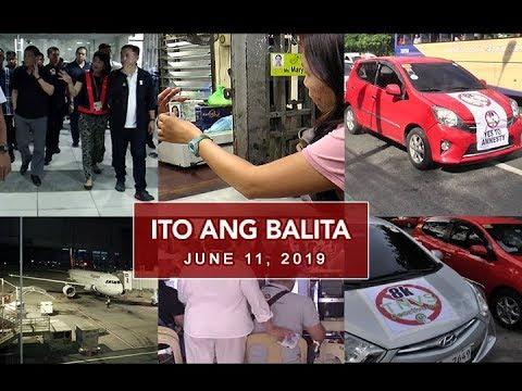 UNTV: Ito Ang Balita (June 11, 2019)