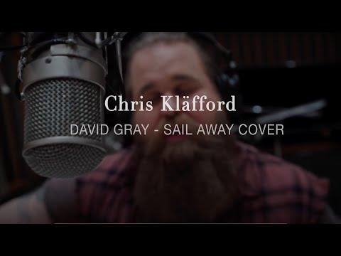 Chris Kläfford Guesting a studio session E05 Sail away cover