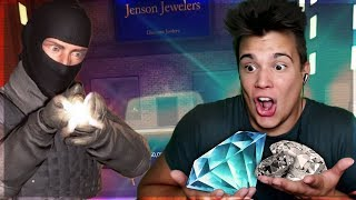 DARMOWE DIAMENTY! ( ͡° ͜ʖ ͡°) - Sneak Thief #11