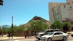 Tempe, AZ landmarks: Monti's, Hayden Flour Mill