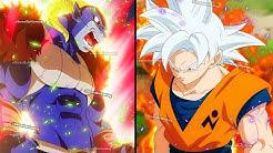 The Fall Of Ultra Instinct Goku Vs Moro In The Dragon Ball Super Manga